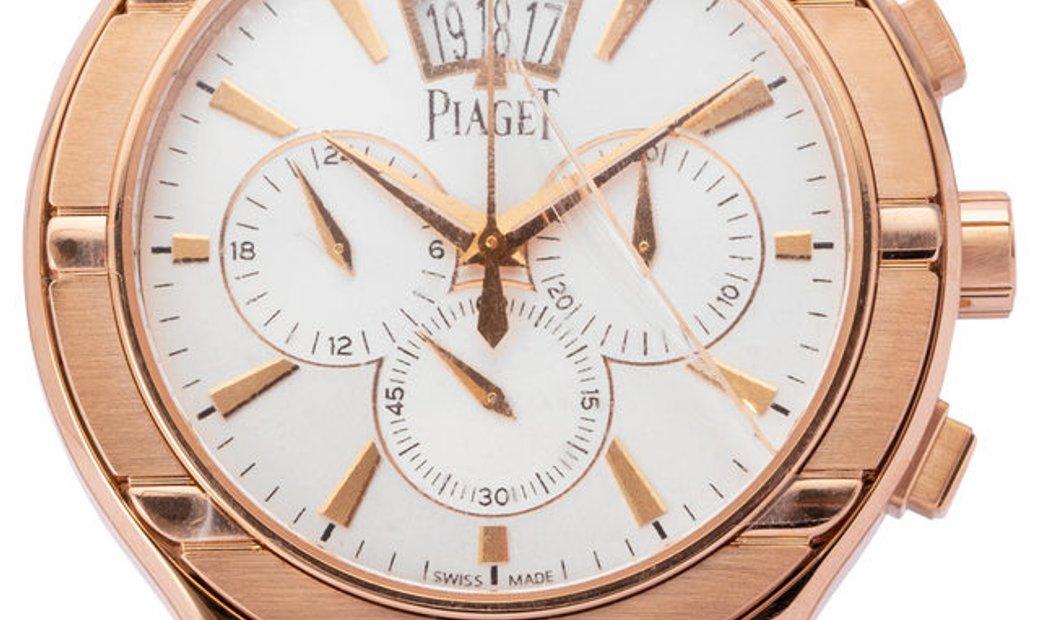 Piaget Polo G0A38039, Baton, 2019, Unworn, Case material Rose Gold, Bracelet material:
