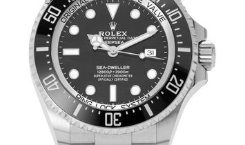 Rolex Deepsea 126660, Baton, 2020, Good, Case material Steel, Bracelet material: Steel