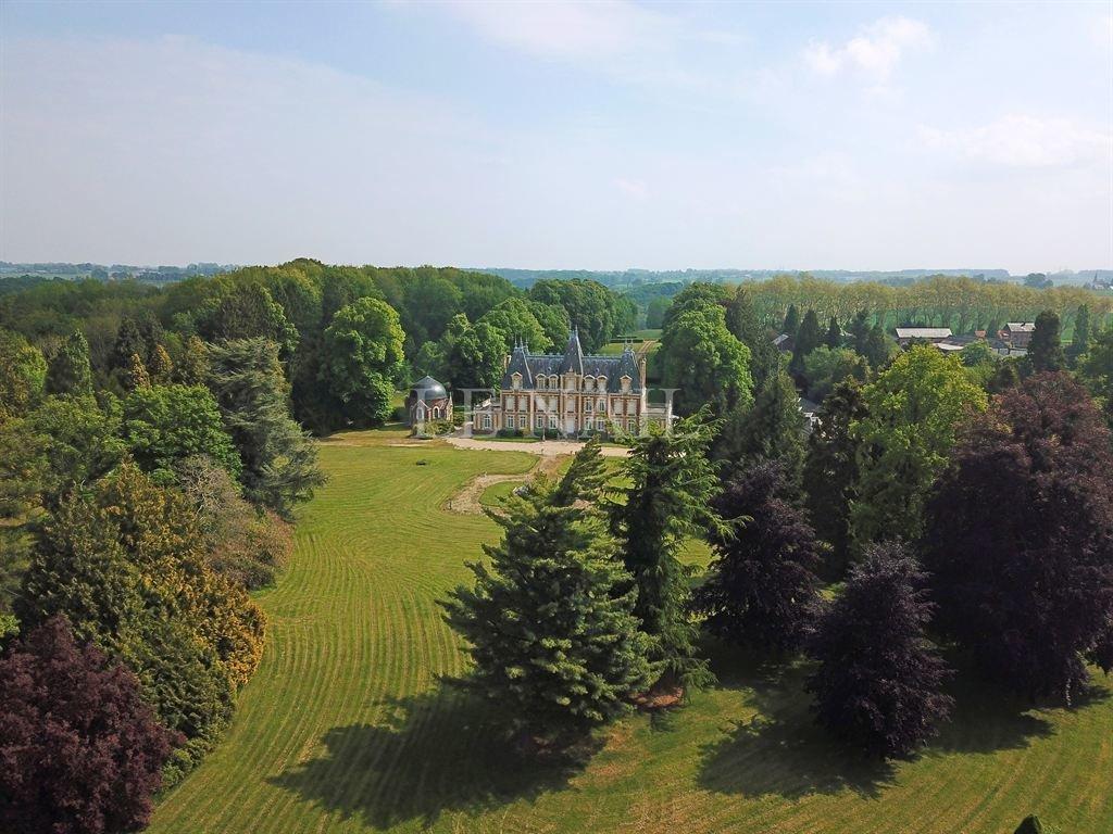Castle in Rouen, Normandy, France 1