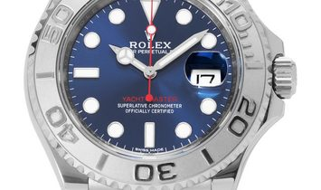 Rolex Yacht-Master 116622, Baton, 2017, Good, Case material Steel, Bracelet material: S