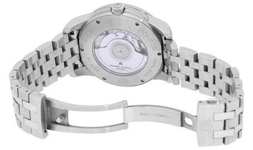 Maurice Lacroix Pontos Gents PT6168-SS002-130, Baton, 2012, Very Good, Case material St