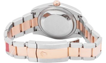 Rolex Datejust 116201, Roman Numerals, 2013, Very Good, Case material Steel, Bracelet m