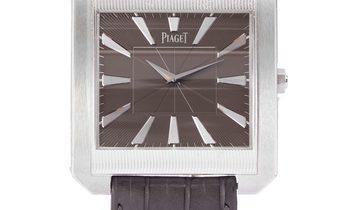 Piaget Protocole G0A33004, Baton, 2008, Very Good, Case material White Gold, Bracelet m