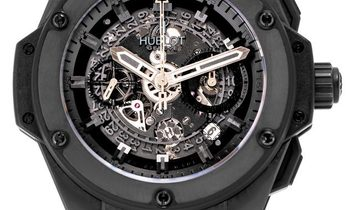 Hublot Big Bang Unico Chronograph 701.CI.0110.RX, Baton, 2016, Good, Case material Cera