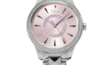 Dior VIII Montaigne CD152510M002, Baton, 2014, Very Good, Case material Steel, Bracelet