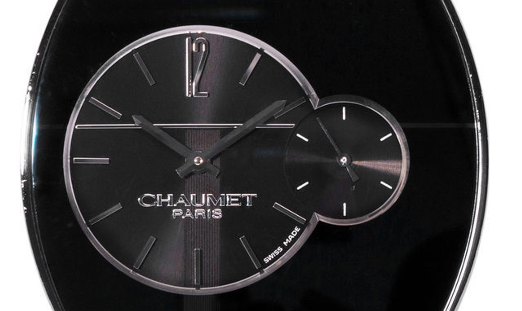 Chaumet Dandy Edition Arty W18290-40A, Baton, 2010, Good, Case material Steel, Bracelet