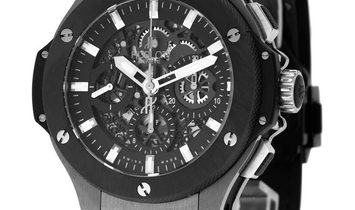 Hublot Big Bang Aero Bang Chronograph 311.KM.1170.LR.PSG14, Baton, 2015, Good, Case mat