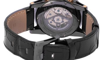 Montblanc TimeWalker 7187, Baton, 2014, Good, Case material Steel, Bracelet material: L