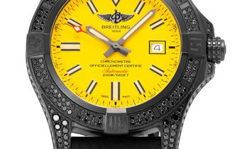 Breitling Avenger Blackbird 44 V17311AU.I526.272S, Baton, 2019, Very Good, Case materia
