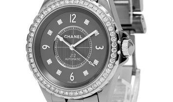 Chanel J12 H2566, Baton, 2014, Good, Case material Ceramic, Bracelet material: Ceramic