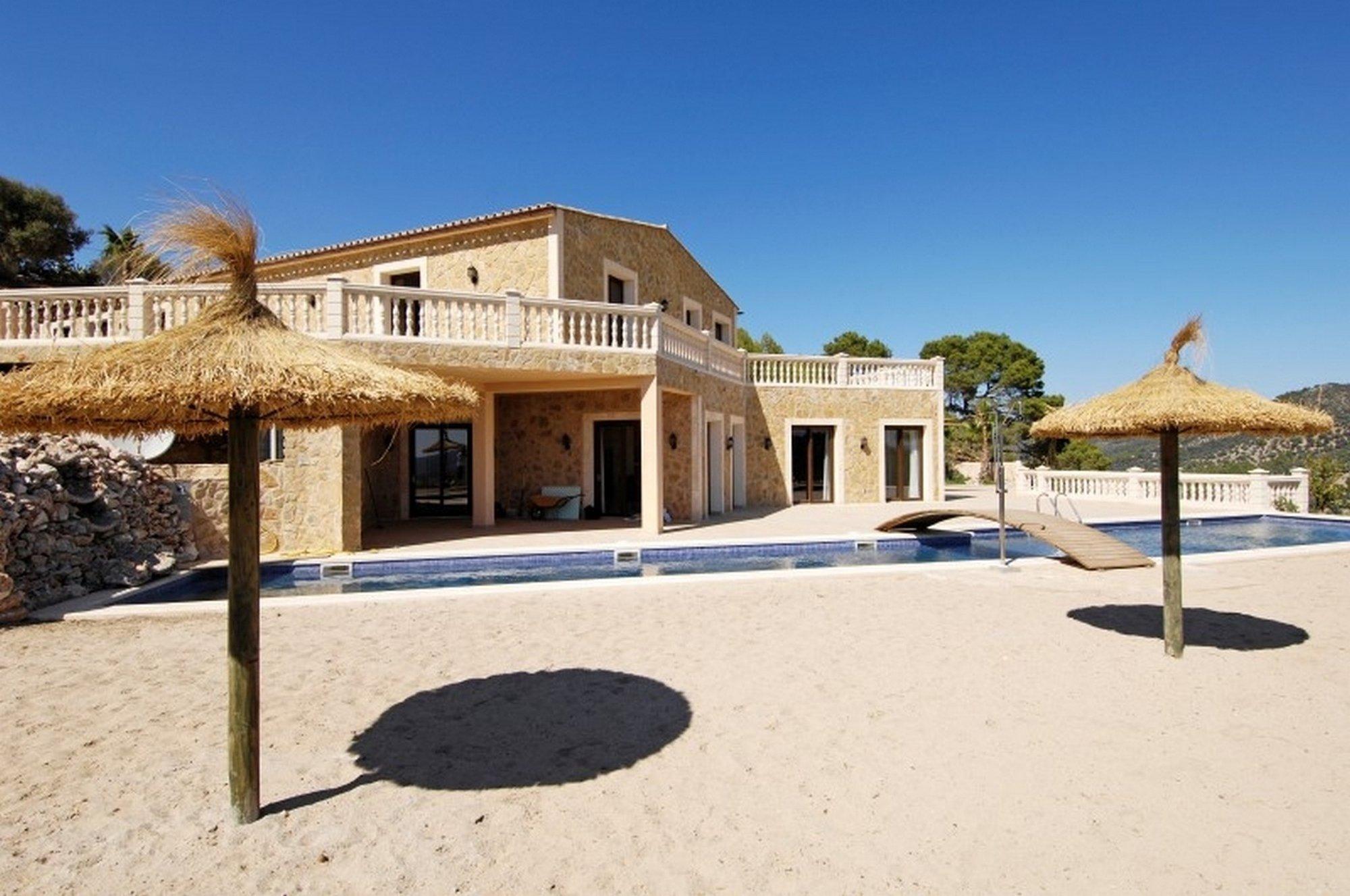 House in Alaró, Balearic Islands, Spain 1
