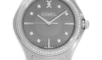 Ebel Wave 1216304, Baton, 2016, Very Good, Case material Steel, Bracelet material: Stee