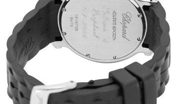Chopard Happy Sport 8475, Baton, 2006, Good, Case material Steel, Bracelet material: Ru