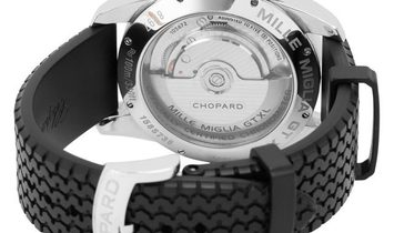 Chopard Mille Miglia 16/8997-3001, Arabic Numerals, 2016, Very Good, Case material Stee