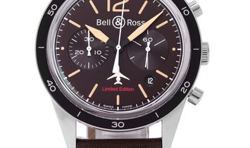 Bell and Ross BR 126 Falcon BR-126-94, Arabic Numerals, 2013, Very Good, Case material