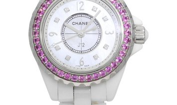 Chanel J12 H2010, Baton, 2016, Very Good, Case material Ceramic, Bracelet material: Cer