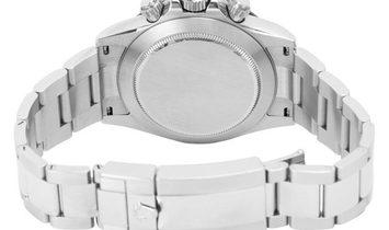 Rolex Daytona 116500LN, Baton, 2019, Very Good, Case material Steel, Bracelet material: