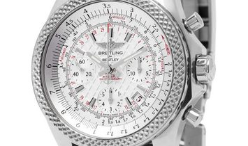 Breitling Bentley B06 AB061221.G810.980A, Baton, 2018, Very Good, Case material Steel,