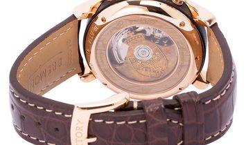 Bremont Victory BM-201, Arabic Numerals, 2013, Unworn, Case material Rose Gold, Bracele