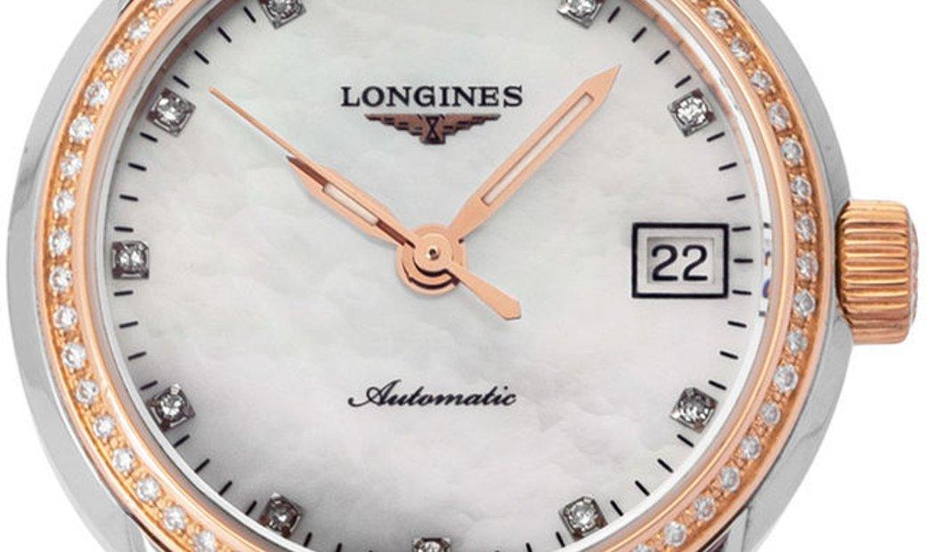 Longines Saint-Imier L2.263.5.87.7 , Baton, 2014, Very Good, Case material Steel, Brace