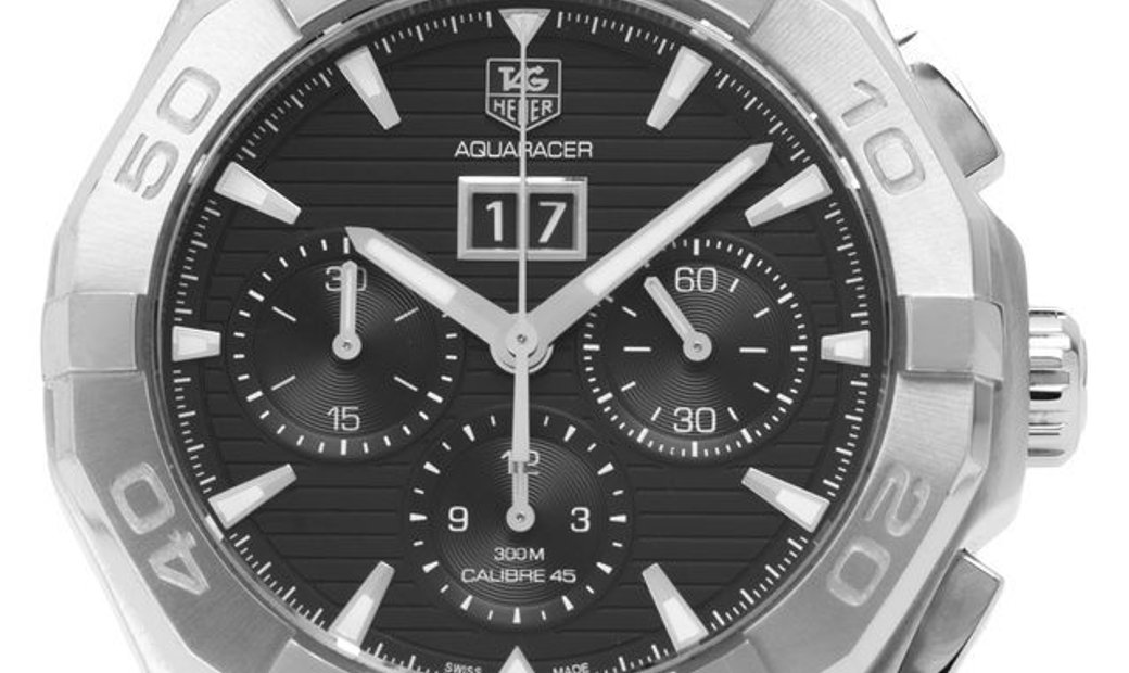 TAG Heuer Aquaracer CAY211Z.BA0926, Baton, 2019, Very Good, Case material Steel, Bracel