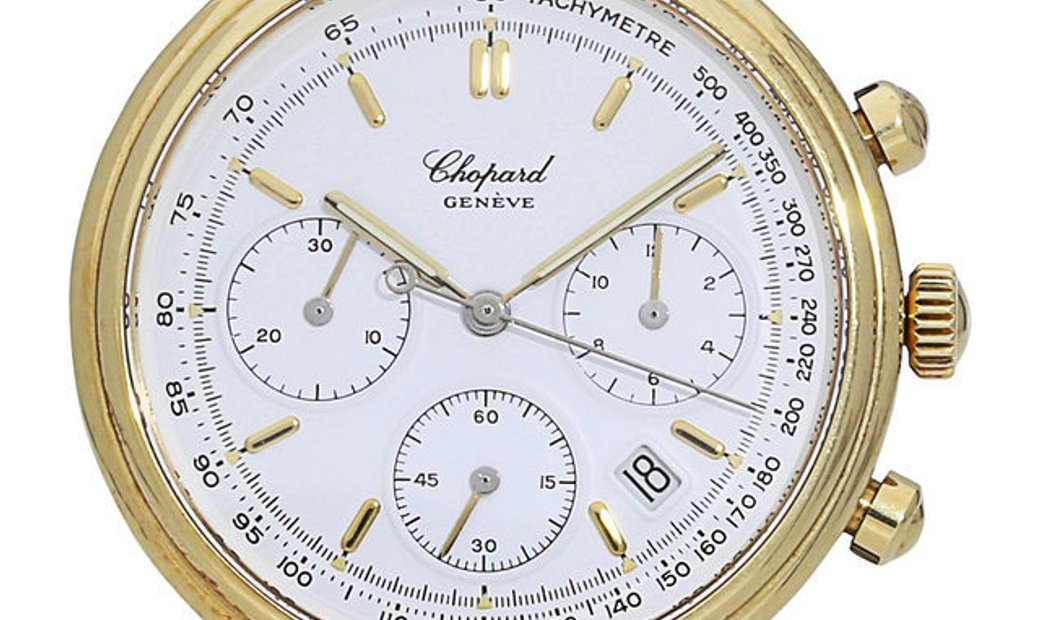 Chopard Geneve 1132 , Baton, 1991, Very Good, Case material Yellow Gold, Bracelet mater