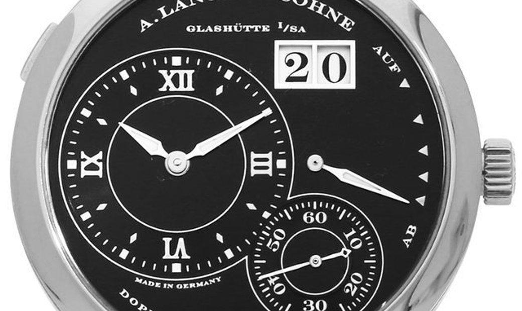 A. Lange & Söhne Lange 1 101.029, Baton, 2000, Very Good, Case material White Gold, Bra