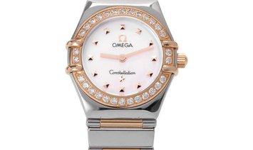 Omega Constellation Ladies 1368.73.00, Baton, 2002, Very Good, Case material Steel, Bra