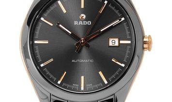 Rado Hyperchrome R32119102, Baton, 2016, Very Good, Case material Ceramic, Bracelet mat