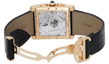Cartier MC Chronograph  W5330005, Roman Numerals, 2015, Very Good, Case material Rose G