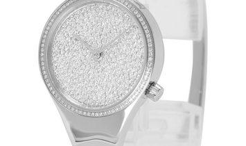Georg Jensen Vivianna 3575650, Diamonds, 2018, Very Good, Case material Steel, Bracelet