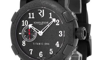Romain Jerome Titanic-DNA RJ.CH.T.OXY3.BBBB.00, Arabic Numerals, 2007, Good, Case mater