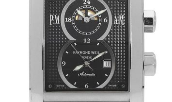 Raymond Weil Don Giovanni 2888-STC-65001, Arabic Numerals, 2010, Very Good, Case materi