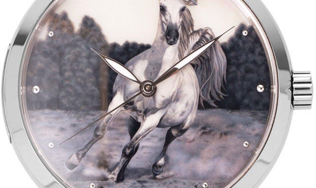 Ulysse Nardin Classico 8150-111, Baton, 2013, Very Good, Case material White Gold, Brac
