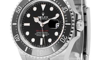 Rolex Sea-Dweller 126600, Baton, 2020, Very Good, Case material Steel, Bracelet materia
