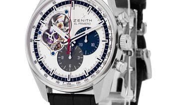 Zenith El Primero Chronomaster  03.2040.4061/69.C496, Baton, 2015, Good, Case material