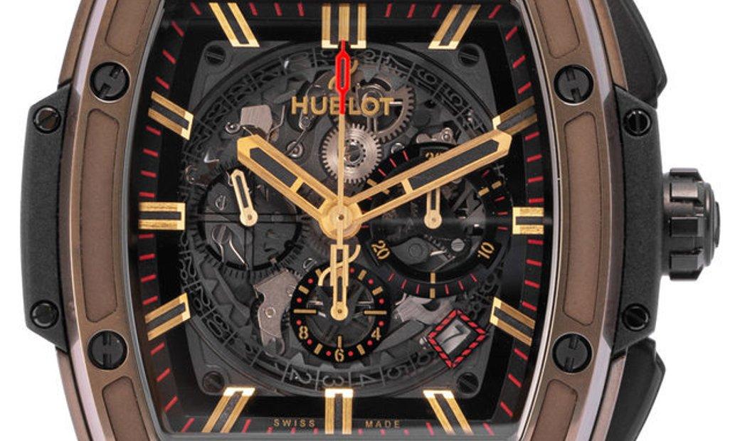 Hublot  Spirit of Big Bang Magic 601.MX.0138.RX, Baton, 2019, Unworn, Case material Tit