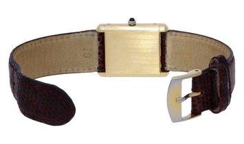 Bucherer Vintage ETA 2515, Roman Numerals, 1974, Good, Case material Yellow Gold, Brace