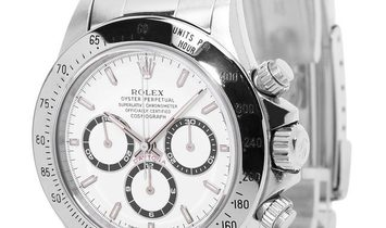 Rolex Daytona 16520, Baton, 1996, Good, Case material Steel, Bracelet material: Steel