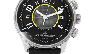 Jaeger-LeCoultre AMVOX 1 191.6.97, Arabic Numerals, 2009, Very Good, Case material Plat