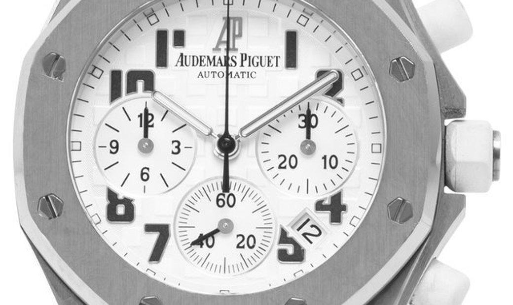 Audemars Piguet Royal Oak Offshore 26283ST.OO.D010CA.01, Arabic Numerals, 2010, Very Go