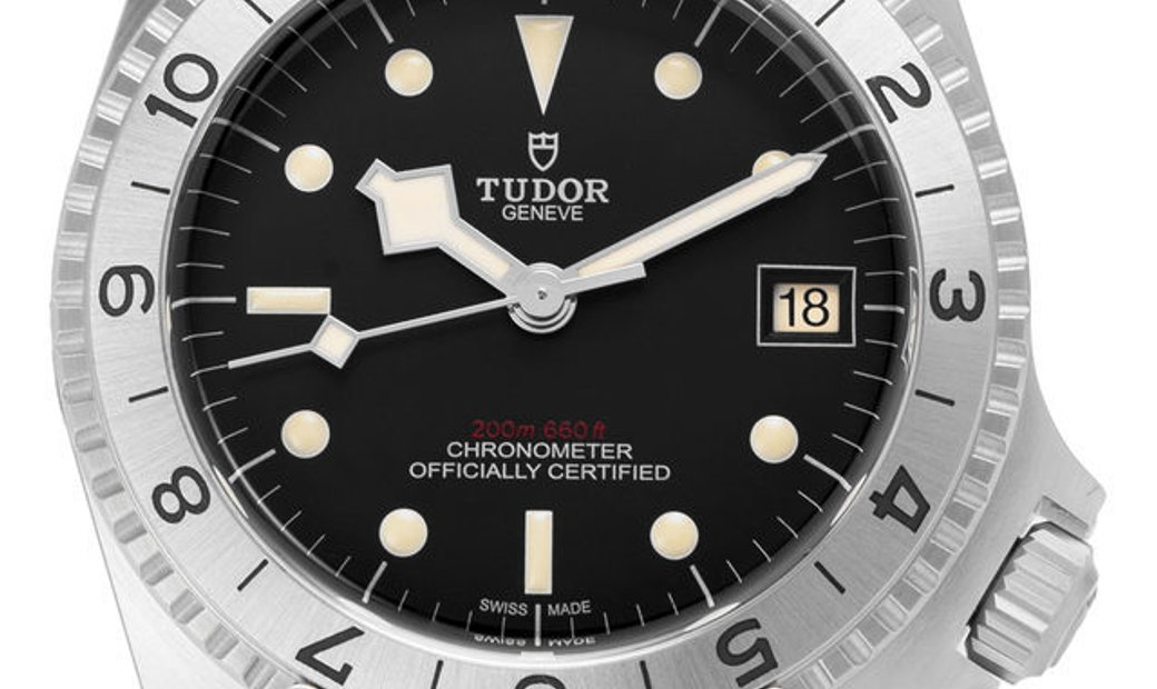 Tudor Black Bay P01 70150, Baton, 2019, Unworn, Case material Steel, Bracelet material: