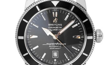Breitling Superocean Heritage 46 A1732024.B868.152A, Baton, 2016, Good, Case material S