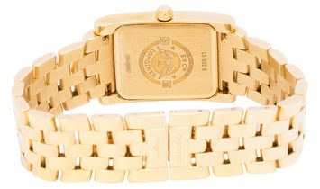 Longines Dolce Vita L5.502.6.16.6, Baton, 2000, Very Good, Case material Yellow Gold, B