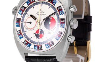 Omega Seamaster ST 145.019, Baton, 1970, Good, Case material Steel, Bracelet material:
