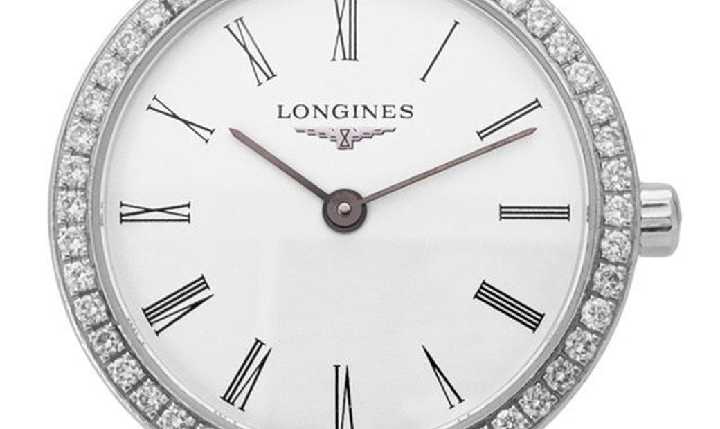 Longines La Grande Classique L4.241.0.11.6, Roman Numerals, 2017, Good, Case material S