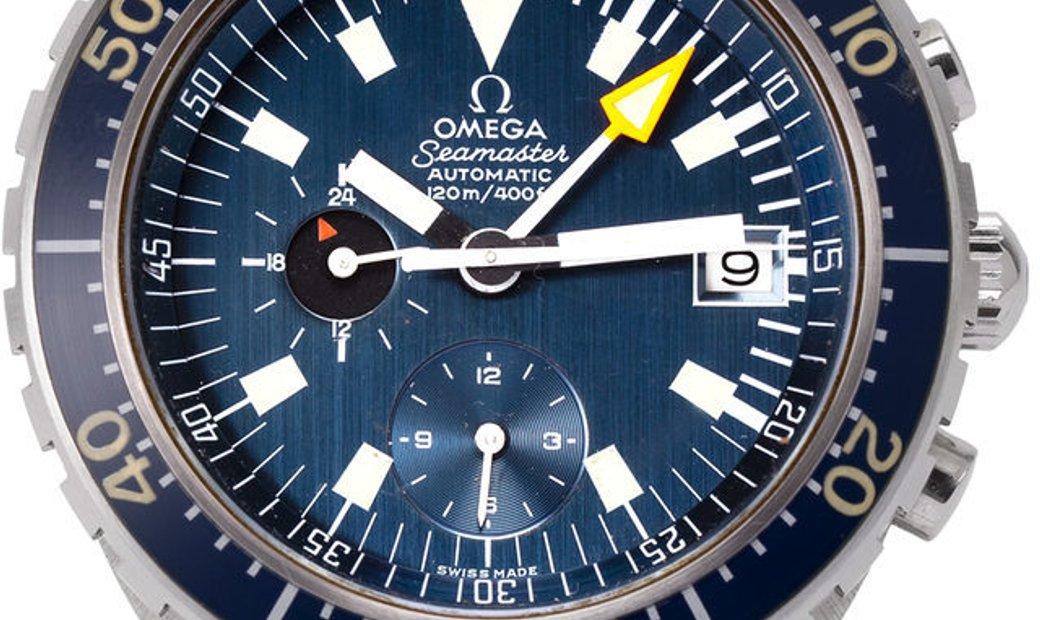 Omega Seamaster ST 176.004, Baton, 1972, Good, Case material Steel, Bracelet material:
