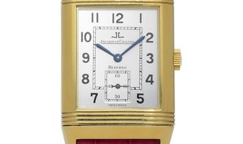 Jaeger-LeCoultre Reverso Grande Taille 270.140.622B, Arabic Numerals, 2000, Very Good,