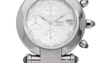 Chopard Imperiale 37/8209-33, Roman Numerals, 2004, Good, Case material Steel, Bracelet