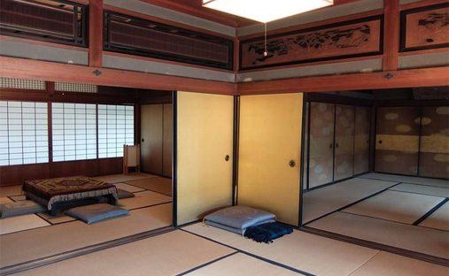House in Ochi, Nara, Japan